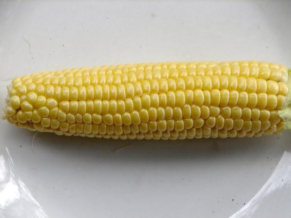 Corn and Okra